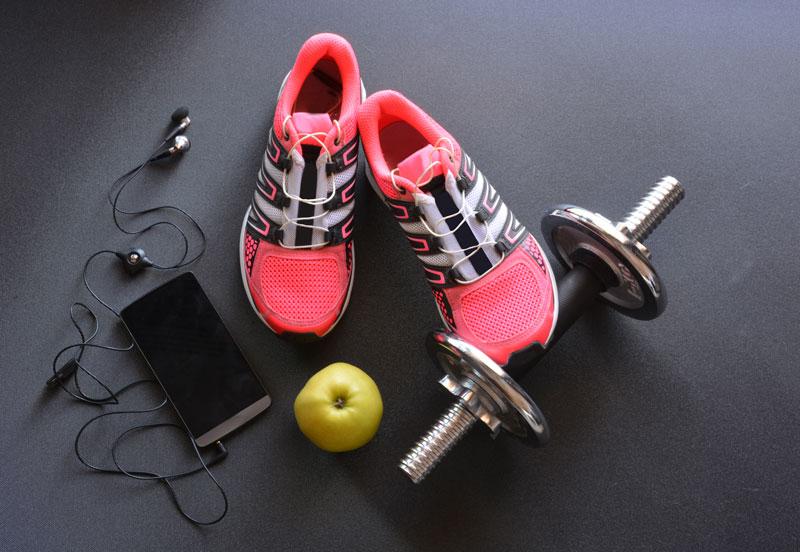 Track Fitness Progression