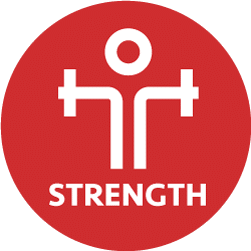 strength badge